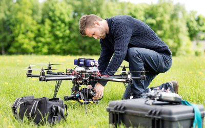 COMMERCIAL DRONE PILOT TRAINING TOWARDS PFCO FOR JUST £395